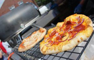 Renal friendly pizzas